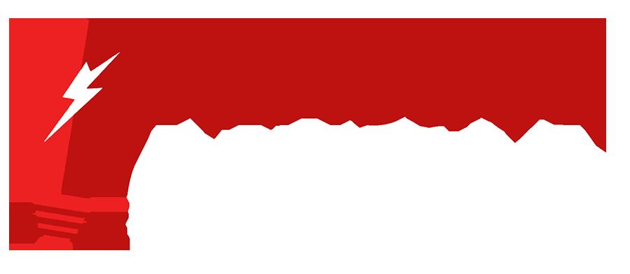 Reaction Media (438) 825-8911, info@reactionmediainc.com Logo